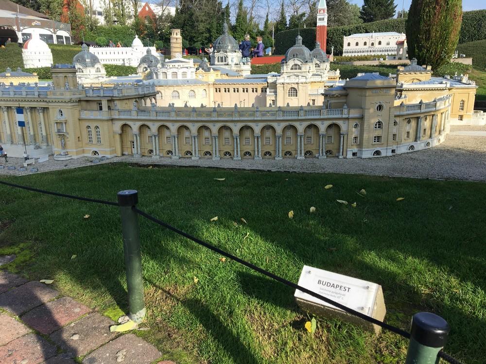 A Széchenyi fürdő